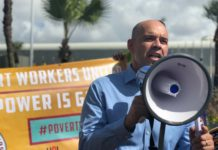 Florida Senate candidate David Perez