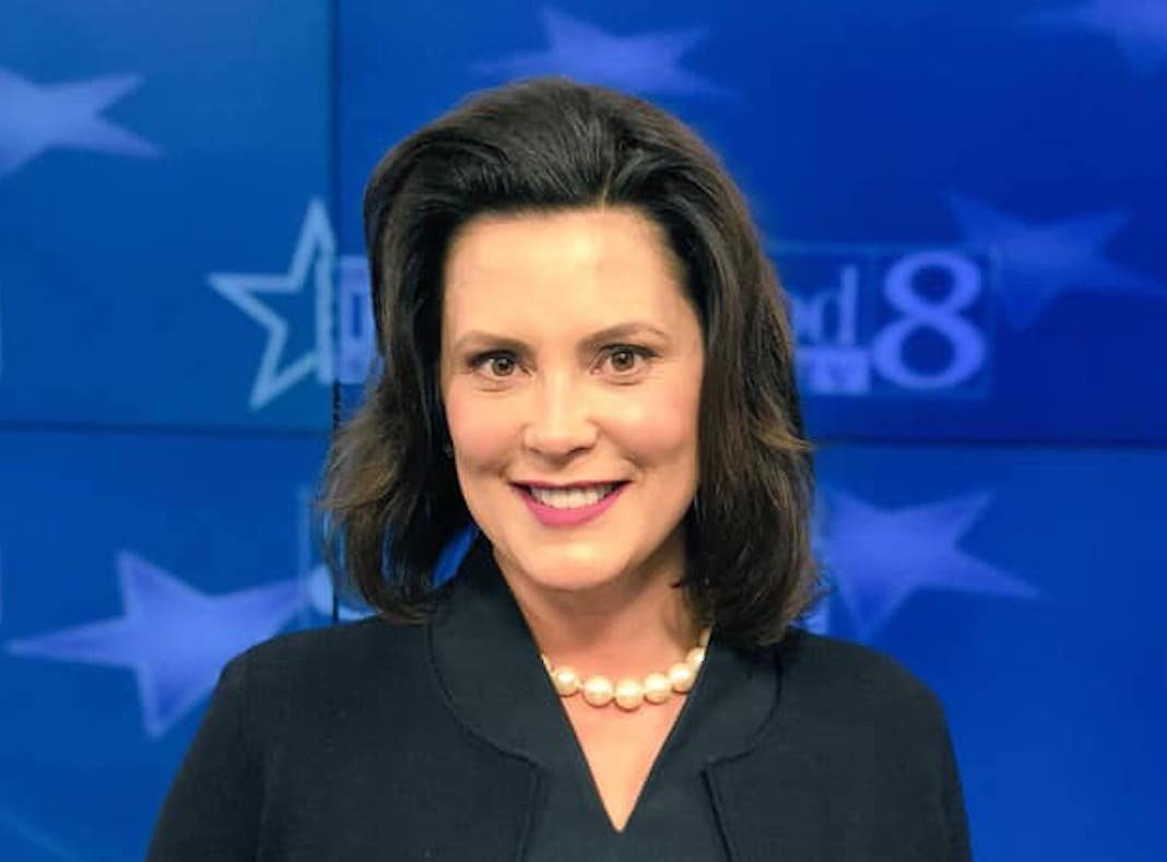 Gretchen Whitmer is running for Michigan governor