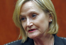 Sen. Cindy Hyde-Smith of Mississippi
