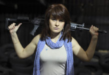 Russian spy and NRA member Maria Butina