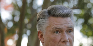 North Carolina Republican Mark Harris