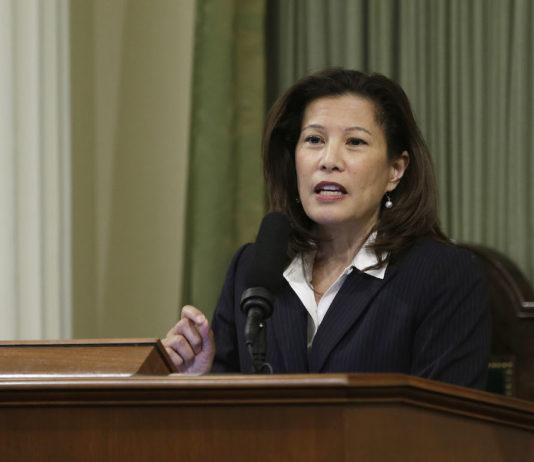 California Supreme Court Chief Justice Tani Cantil-Sakauye