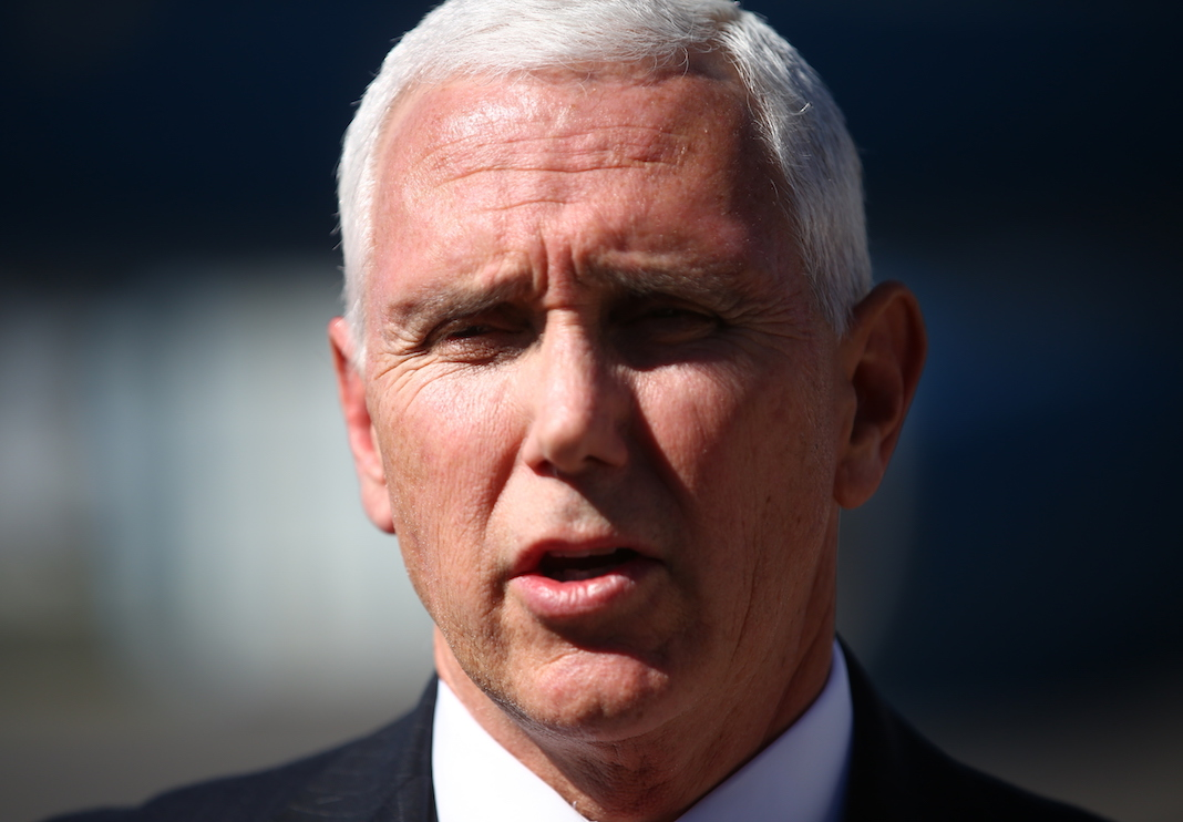 Pence brags ISIS is 'defeated' after they said they killed 4 US troops