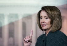 Speaker of the House Nancy Pelosi