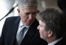 Justices Gorsuch and Kavanaugh