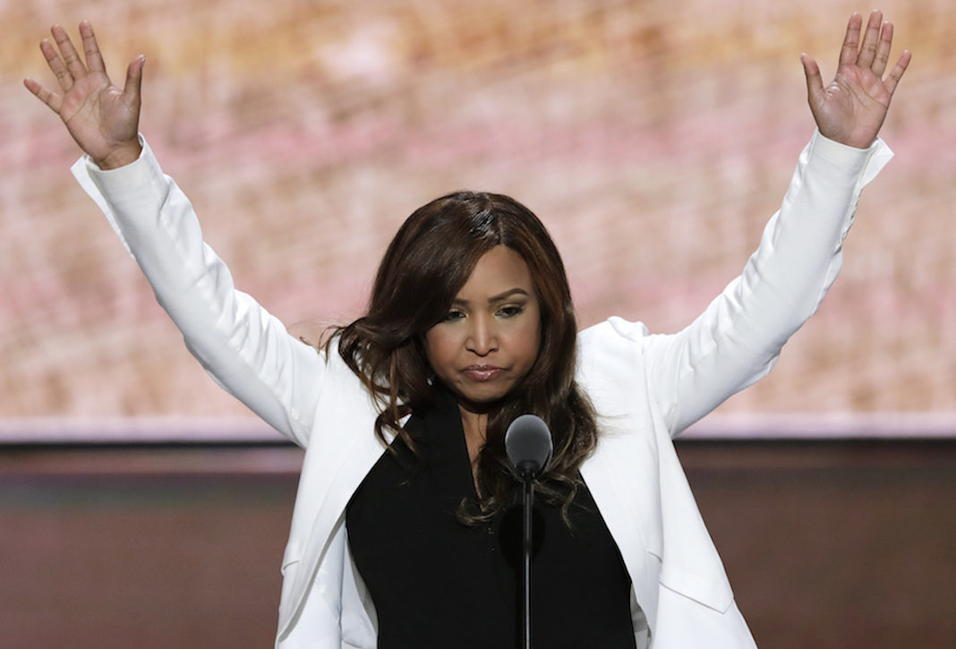 Lynne Patton of HUD