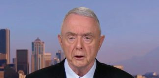 Retired Gen. Barry McCaffrey on MSNBC