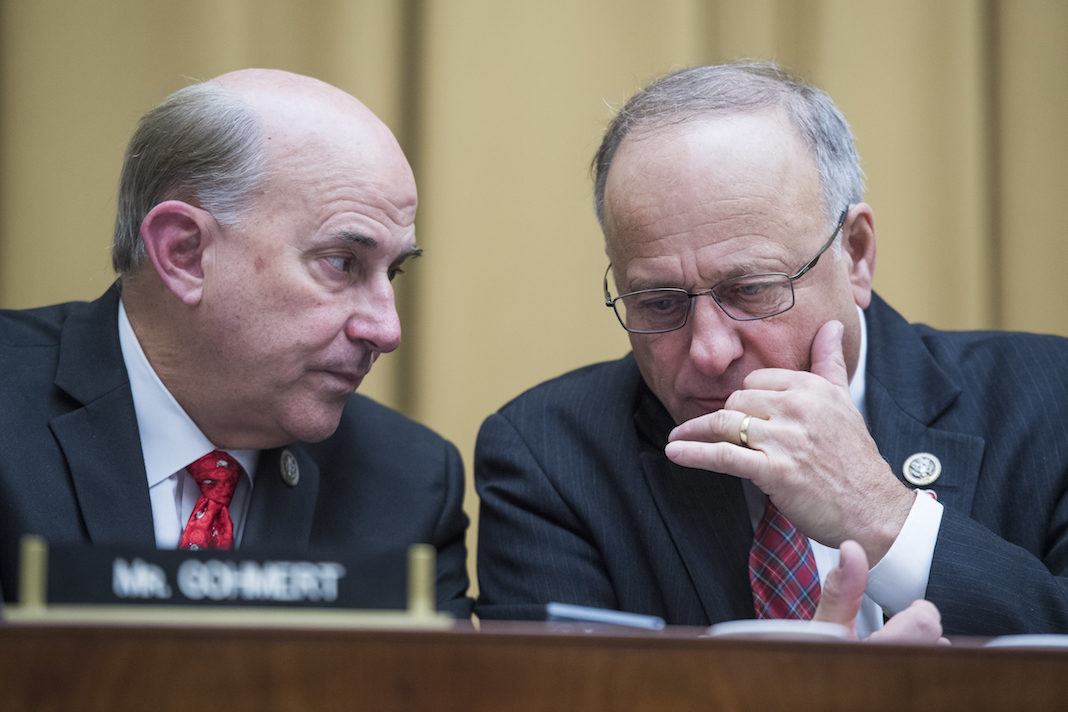 Reps. Louie Gohmert and Steve King