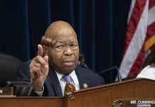 House Oversight and Reform Committee Chair Elijah Cummings