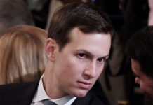 White House adviser Jared Kushner