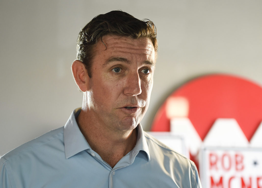 Indicted California Congressman Duncan Hunter