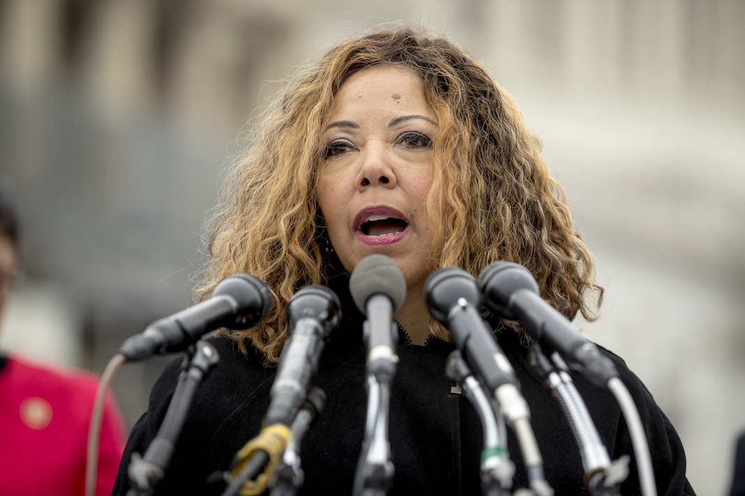 NRA president: Lucy McBath only won House seat because she's black