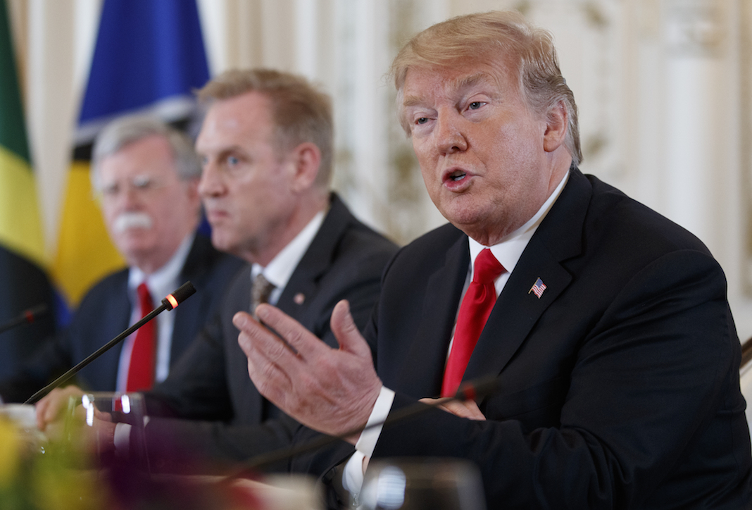 Trump team is exaggerating 'small stuff' to push US into war with Iran
