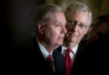 Lindsey Graham, Mitch McConnell