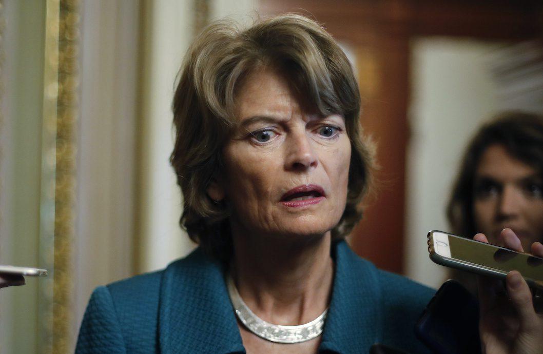 Sen. Lisa Murkowski (R-AK)