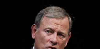 Supreme Court Chief Justice John Roberts