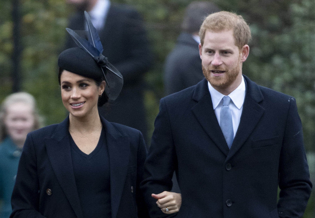 Prince Harry The Duke of Sussex and Duchess Meghan of Sussex