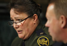U.S. Border Patrol Chief Carla Provost