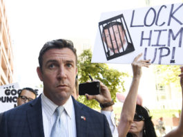 U.S. Rep. Duncan Hunter,