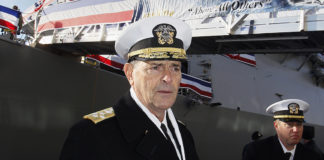 Adm. William Moran