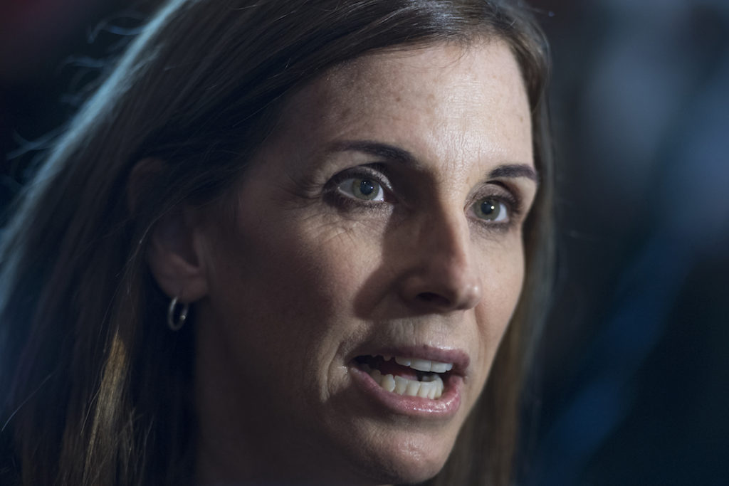 Second poll in a month shows McSally trailing opponent by double digits