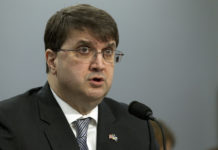 Veterans Affairs Secretary Robert Wilkie