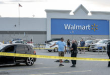 Walmart Parking Lot Shooting