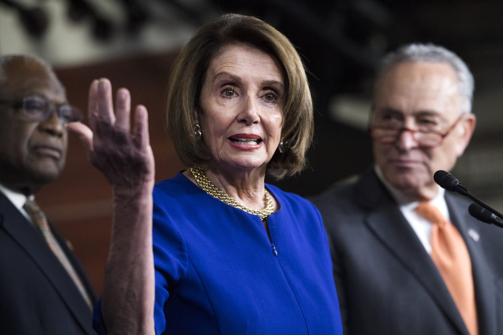 GOP claims Pelosi is 'losing her mind' for criticizing McConnell