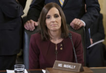 Rep. Martha McSally (R-AZ)