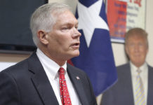 Former US Rep. Pete Sessions