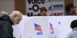 Voters, Election Day