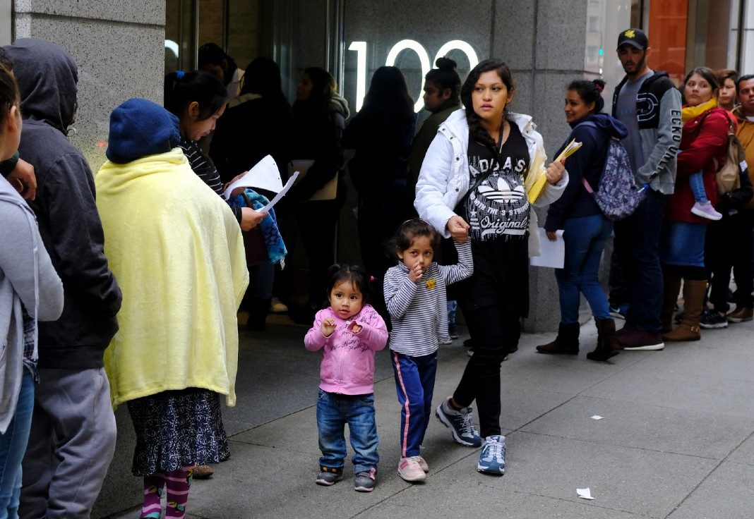 Immigrants, Public Charge Rule