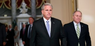 Kevin McCarthy Scalise