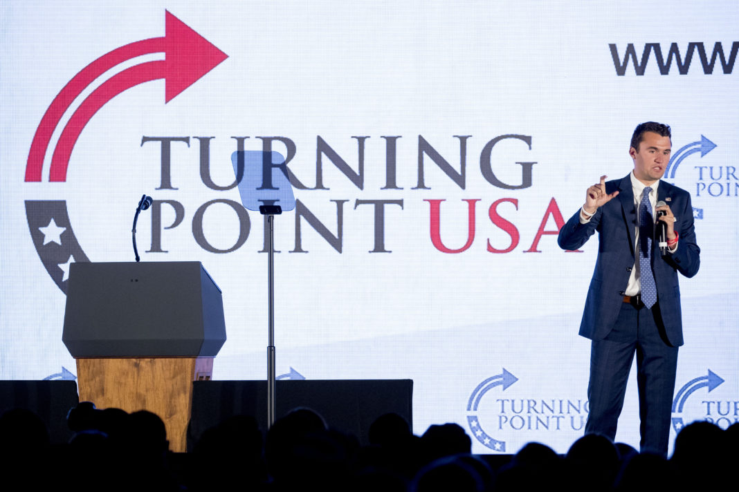 Turning Point USA, Charlie Kirk