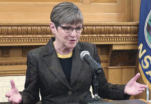 Kansas Gov. Laura Kelly