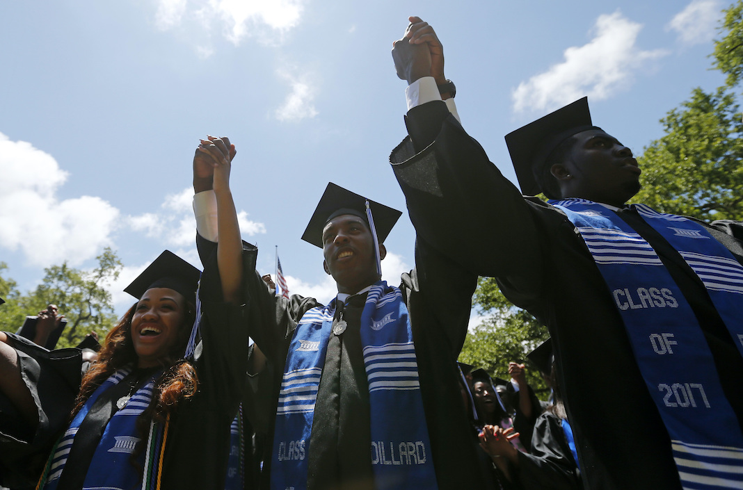 Why HBCUs Are Seeing a Rise in Applications and Enrollments