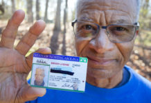 North Carolina voter ID laws