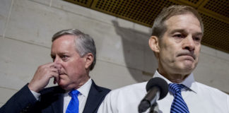 Jim Jordan with Mark Meadows