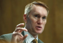Sen. James Lankford (R-OK)