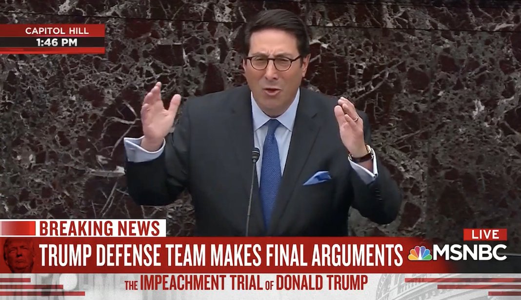Trump impeachment lawyer Jay Sekulow