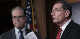 Mike Braun, John Barrasso