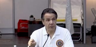 New York Gov. Andrew Cuomo coronavirus briefing