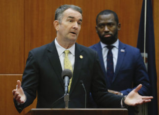 Virginia Gov. Ralph Northam