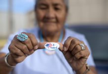 Arizona Navajo Voter
