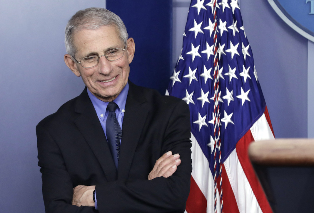 Dr. Fauci says he's doing well despite online threats and lack of ...