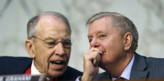 Lindsey Graham, Chuck Grassley