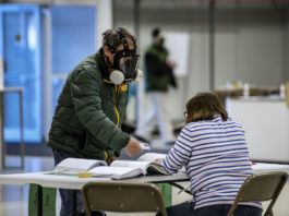 Wisconsin Election Day