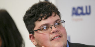Gavin Grimm, Transgender Bathroom Law