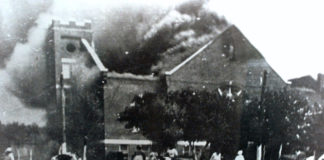 Tulsa burning 1921