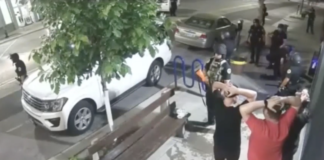 Staff at the Blazing Saddle